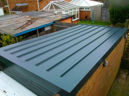 Kingspan Roof